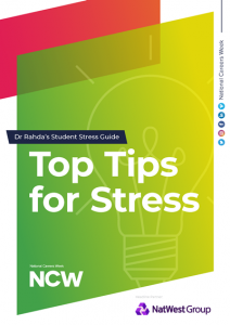 Top Tips for Stress PDF Cover