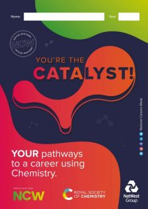Chemistry Careers Pathway PDF Cover