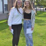 Sophie Mliburn and Poppy Nickson